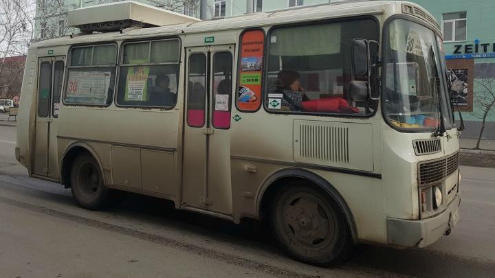 Жители Кургана предложили продлить автобусный маршрут № 7