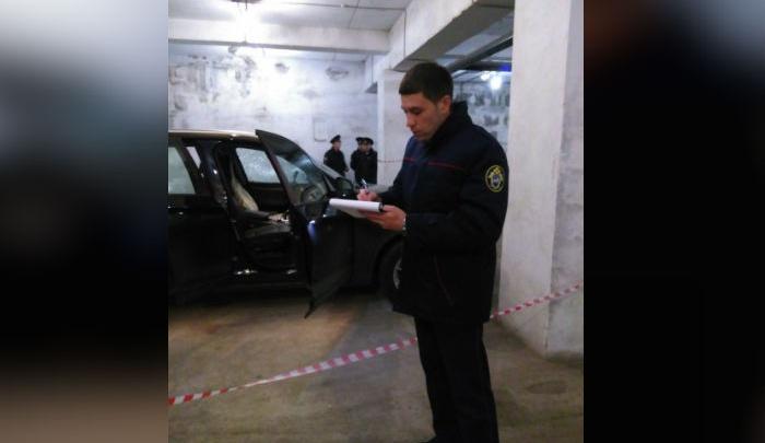 В Уфе начался суд над киллером, пытавшимся застрелить бизнесмена на парковке