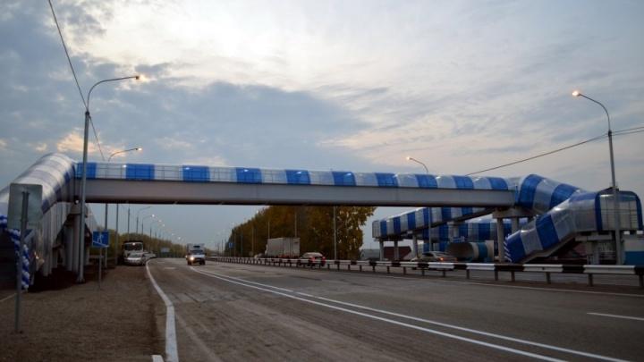 Заказаны проекты еще двух виадуков по дороге в аэропорт