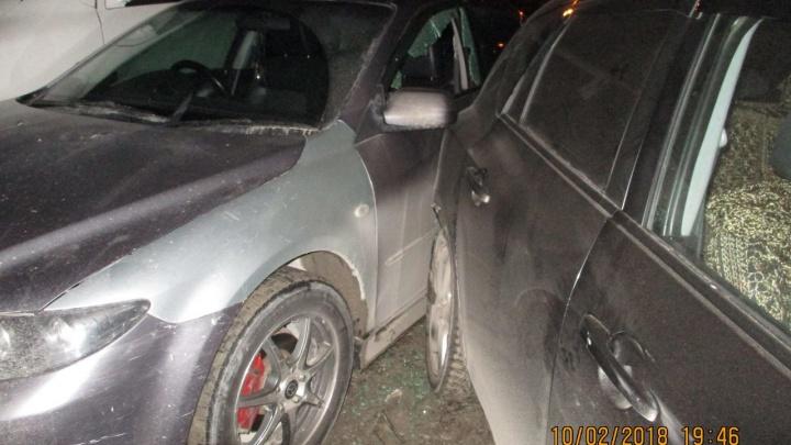Водитель «Хонды» устроил аварию с участием четырёх машин в Первомайском районе
