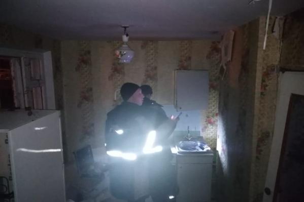 В Каменске-Уральском произошел взрыв газа