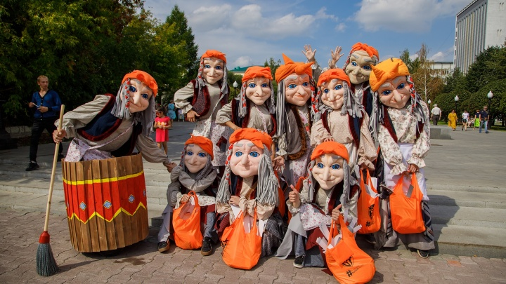 Бесплатные аттракционы от Baba Yaga ждут гостей «ГикКона»