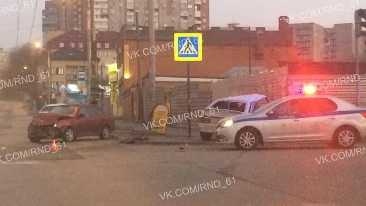 Один погиб, второй ранен: в Ростове произошла авария со смертельным исходом