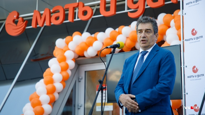 «Мы поделимся лучшим из того, что умеем»: Марк Курцер открыл в Волгограде перинатальную клинику