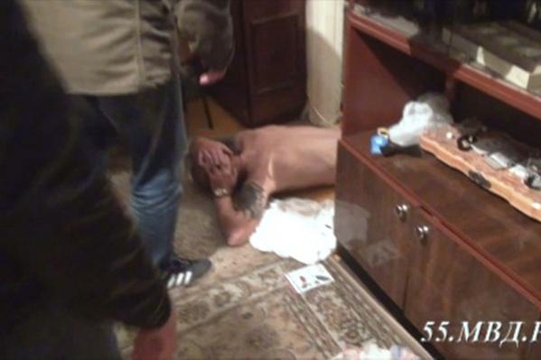 Подозреваемых задержали сотрудники уголовного розыска и бойцы СОБР