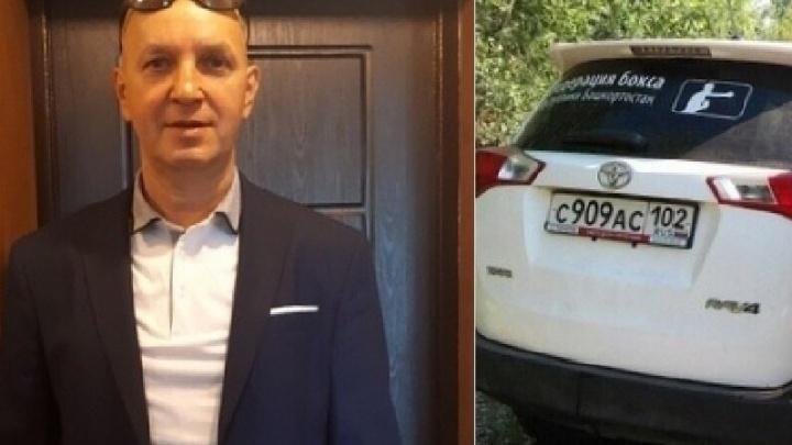 Уехал на машине и не вернулся: в Башкирии нашли 57-летнего Рината Гумерова