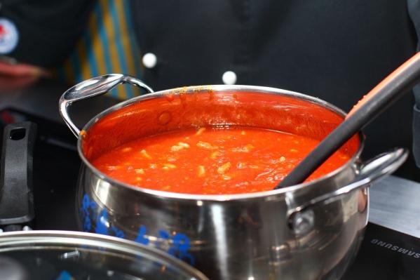 Самарцы смогут отведать различные национальные блюда