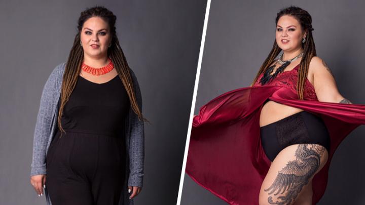 Ярославна, худеющая на 72 килограмма, снялась в откровенной фотосессии