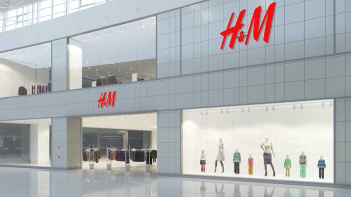 В омской МЕГЕ появится легендарный бренд H&M