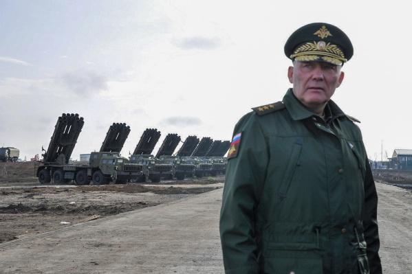 Александр Дворников на торжественной церемонии рассказал о состоянии нового подразделения