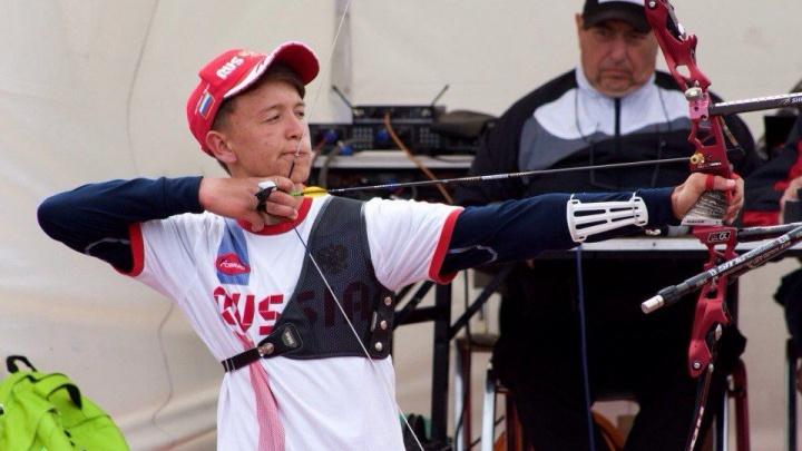 Уфимский лучник представит Башкирию на летних юношеских Олимпийских играх