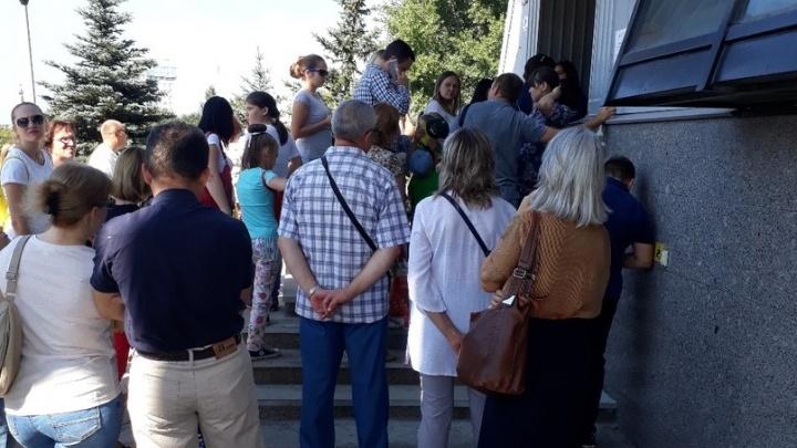 Власти извинились перед горожанами за очередь перед «Самарой Космической»