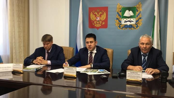 В Курганской области директор департамента получил представление от прокуроров
