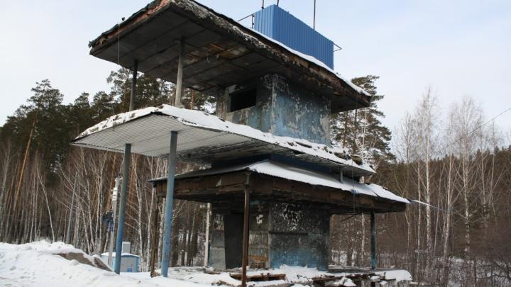 Остатки старого поста ГИБДД на Московском тракте снесут летом 2020 года