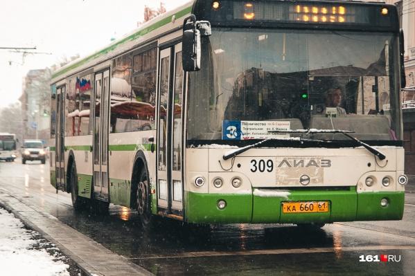 В АТП Ростова не хватает водителей