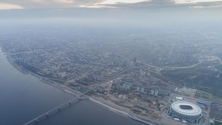 В Волгоградской области ожидаются заморозки до-5 ºС и сильный ветер23 м/с