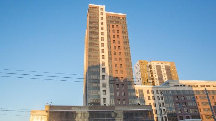 Переделали в жилой комплекс: на Московском проспекте частично сдали гигантский долгострой