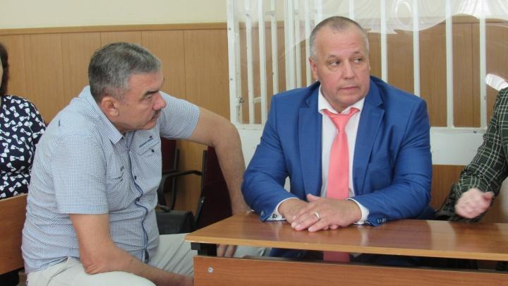 Экс-руководитель УФСИН Зауралья отрицает, что брал взятки и превышал полномочия