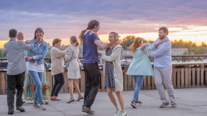 Танцы без остановки, грибной марафон и романтика по Грину: как провести в Архангельске эти выходные