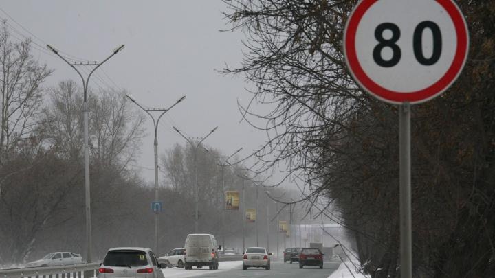 Водитель «Мазды» погиб во встречной аварии с фурой под Новосибирском