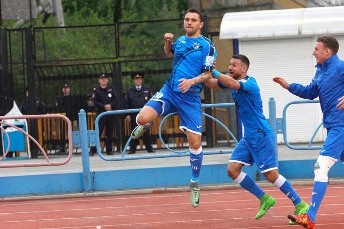 ФК «Сибирь» в заключительном матче сезона переиграл московский «Спартак-2»