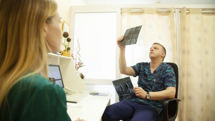 Жить без боли в спине: «Евромед» приглашает на день здорового позвоночника