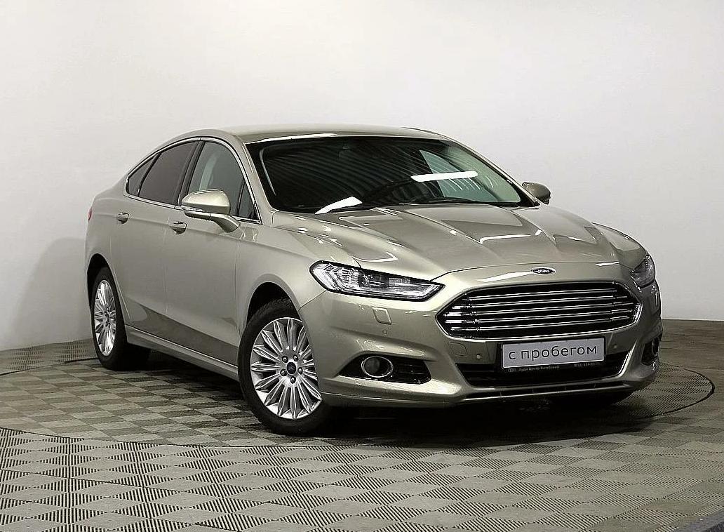 Ford Mondeo больше не продается официально