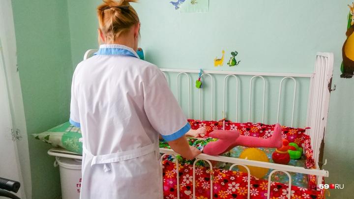В Прикамье возбудили уголовное дело в отношении матери, которая не стала лечить тяжелобольного сына
