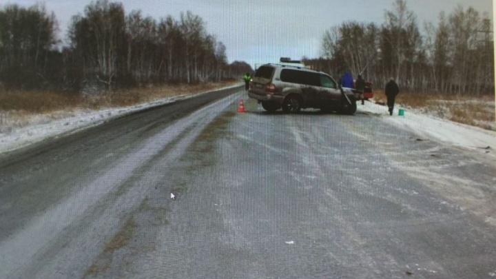 Выехал на «встречку»: в страшной аварии под Новосибирском погиб водитель иномарки