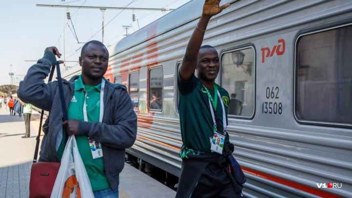 Тормозит Интерпол: в Волгограде 10 месяцев расследуют ограбление футболиста из Нигерии на ЧМ-2018