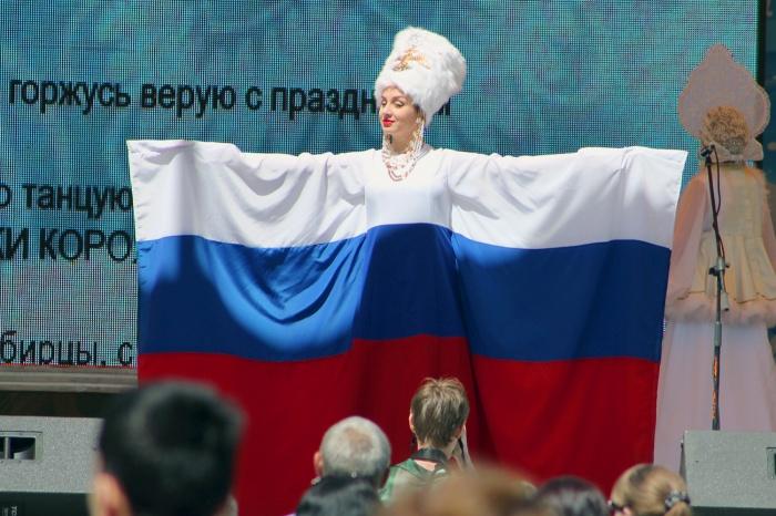 Главной площадкой праздника станет сквер возле театра оперы и балета