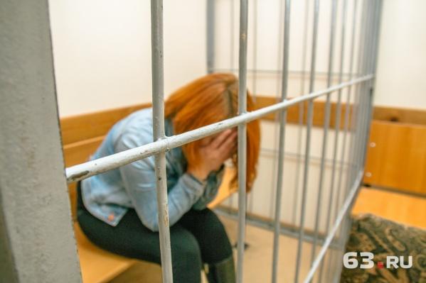 Женщину приговорили к одному году лишения свободы
