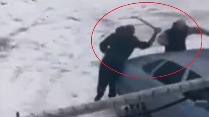Снял скальп и проломил череп: волгоградец изрубил шашкой бывшего мужа своей возлюбленной