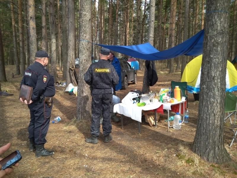 В Ярославском и Ростовском районах людей будут штрафовать за пикники с кострами