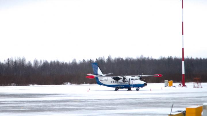 Авиарейсы из Архангельска в Вельск возобновят в 2020 году