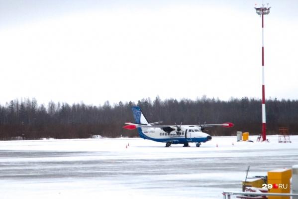 Летать по области продолжат на Л-410