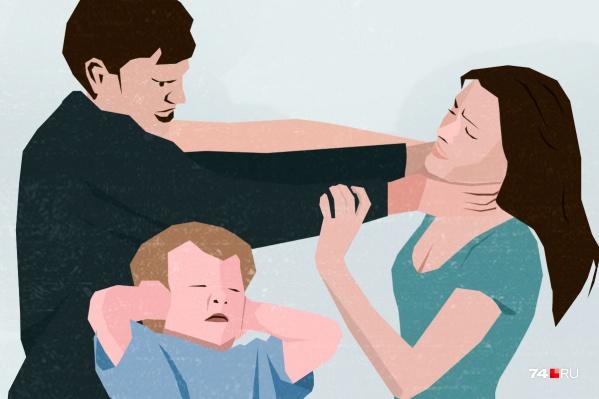 Практически каждый пятый россиянин знает о случаях домашнего насилия в семьях из своего окружения