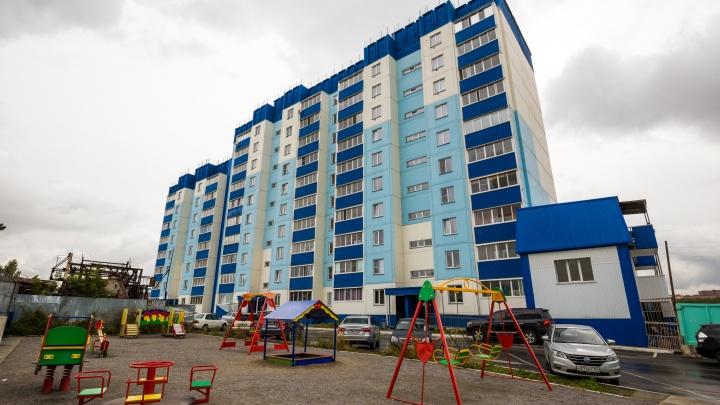 Бастион отчаянных. Сотня семей купила квартиры в новостройке — суд запретил в ней жить