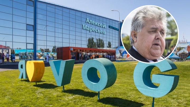 «Бочарова любит Путин, а Путин с отцом встречался не раз»: сын Маресьева — о новом имени аэропорта
