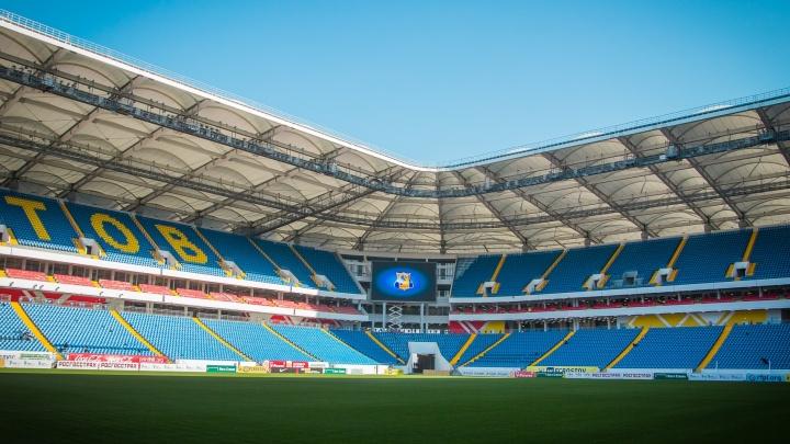 «Ростов Арена» попала в список авторитетного международного конкурса «Стадион года — 2018»