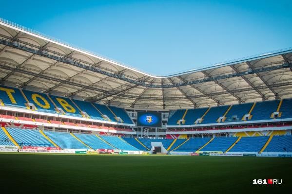 «Ростов Арена»― один из семи российских стадионов, попавших в список голосования