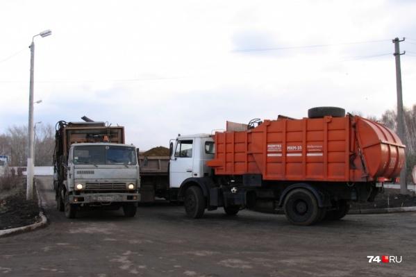 В год полигон должен принимать 420 тысяч тонн отходов