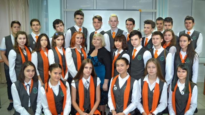 В лицее на Кутузова детей разделили как в «Хогвартсе» и разыгрывают кубок школы