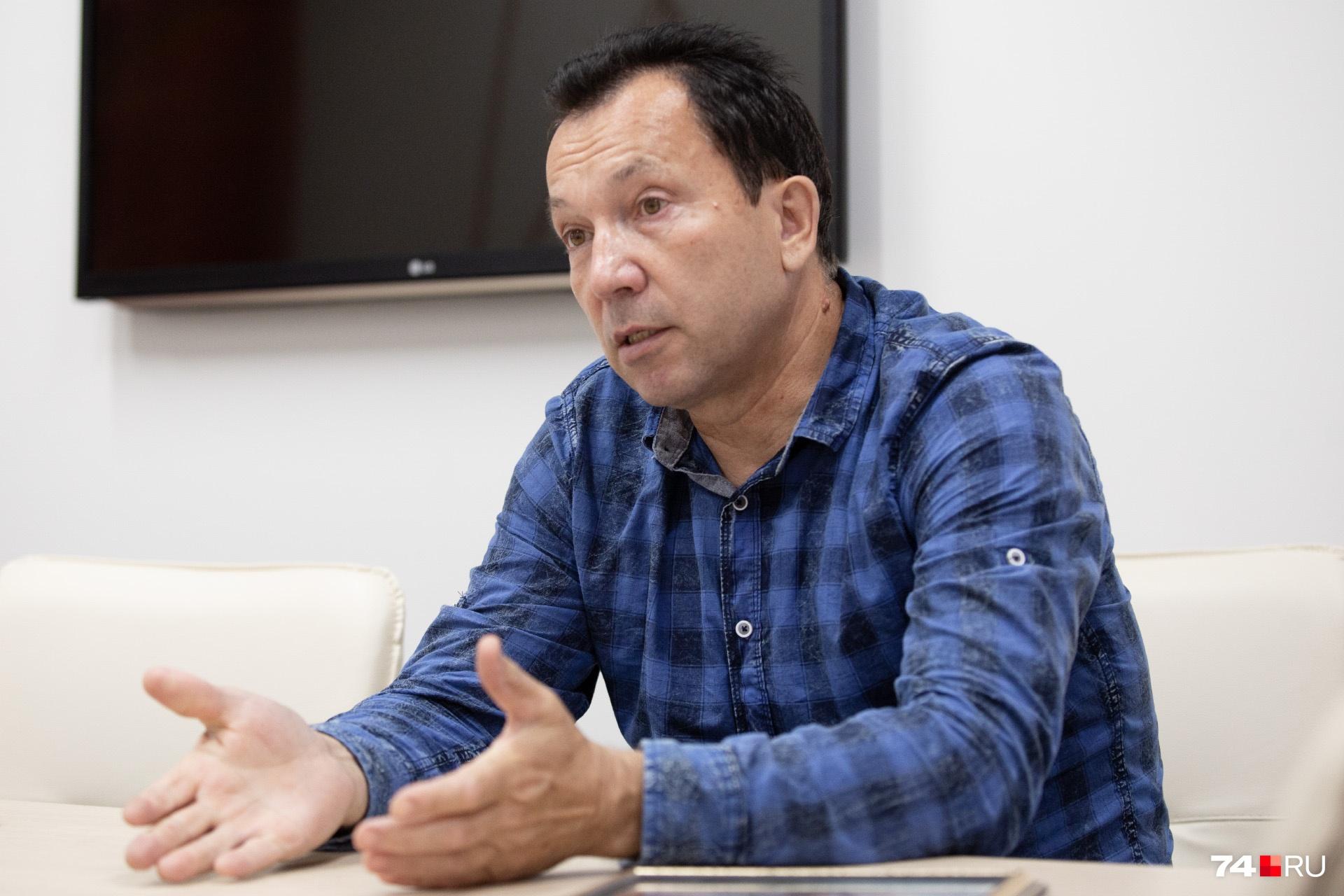 Сейчас Александр Трофимов надеется, что вина задержанных будет доказана