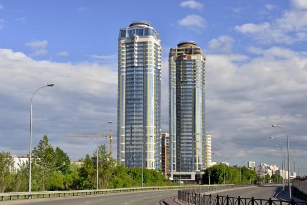 «Чемпион Парк» — уникальный комплекс жилых небоскребов