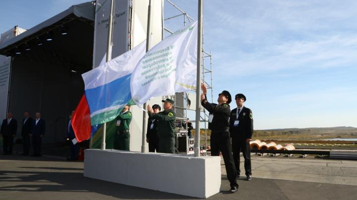 Круче, чем гладиаторы: в Нижнем Тагиле прошли всероссийские соревнования инкассаторов и охранников