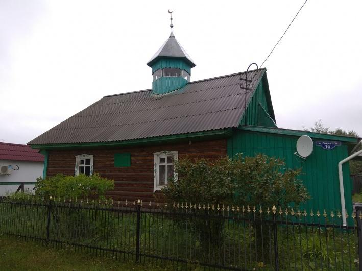 Мечеть «Алимбай» в Усть-Ишиме
