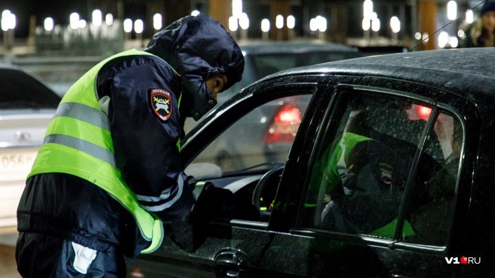 По следам корпоративов: полиция в Волгограде устроит массовую трехдневную облаву на водителей