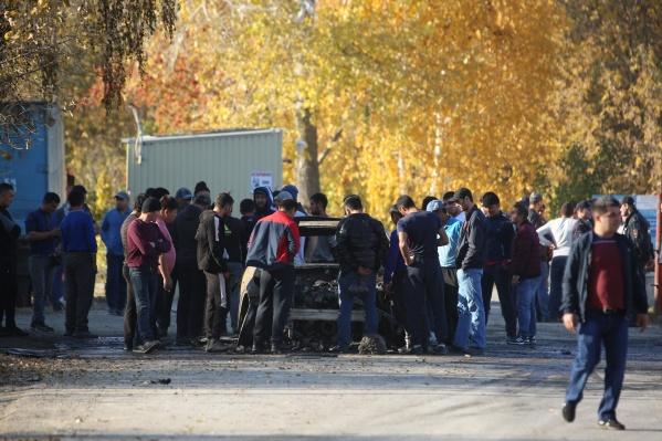 Подозреваемый в стрельбе у Хилокского рынка прятался от новосибирской полиции в Иркутске