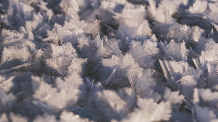 Мороз и солнце: любуемся фотографиями застывшего Камского водохранилища